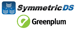 SymmetricDS and Greenplum